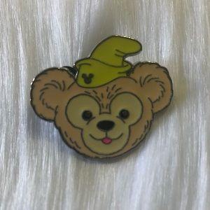 🔮 5/$25 Duffy the Bear Dumbo Hat Disney Pin
